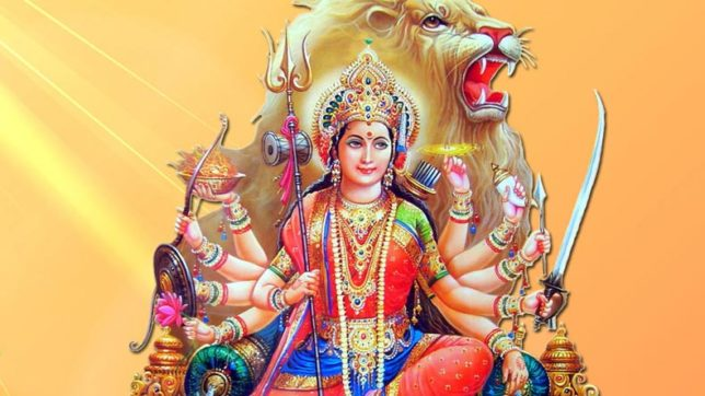 Happy Chaitra Navratri 2018