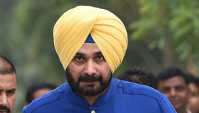 Watch: Navjot Singh Sidhu reaches Pakistan High Commision to apply for visa, will be attending Imran Khan's oath ceremony