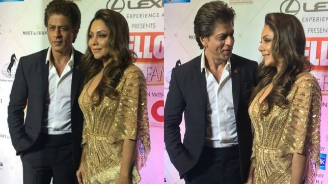 Couple goals! Gauri Khan dedicates her first ever award to Shah Rukh Khan