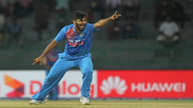 Nidahas Trophy 2018: Shardul Thakur  ready to step up and deliver in absence of seniors Bhuvneshwar and Bumrah