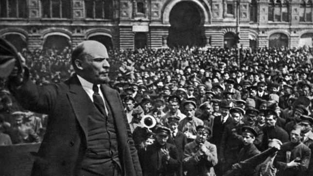 vladimir lenins rise to power Vladimir lenin's cult of personality  with lenin dead, an extraordinary thought  took root in the minds of some of the russian  continue to: rise to power.