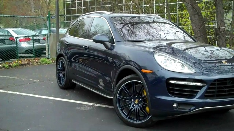 Police confiscate brand new Porche merely 10 minutes after purchase; errant driver loses vehicle for 30 days
