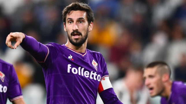 Davide Astori Passed Away At  In Udine Italy Photo Twitter