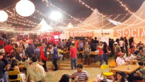 Food lovers gear up for 3-day Horn Ok Please food festival at JLN stadium, New Delhi