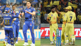 IPL 2018 Chennai Super Kings vs Mumbai Indians LIVE: Spirited Dhoni's men host struggling MI