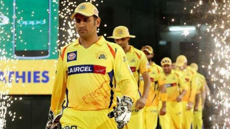 CSK homecoming marred with protests over Cauvery