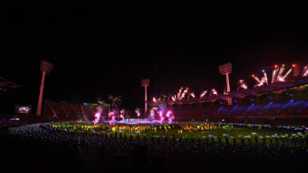 Commonwealth Games 2018, CWG 2018, CWG 2018 closing ceremony, Commonwealth Games Chairman, Peter Beattie