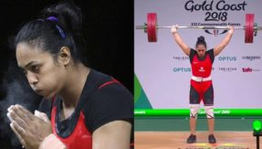 Commonwealth-Games-2018,-Australia-Gold-Coast--Punam-Yadav-clinches-gold-in-women's-69-kg-weightlifting