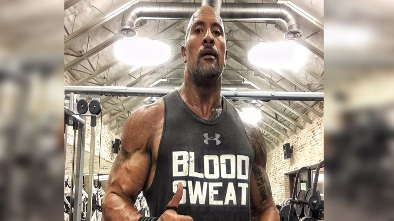 Dwayne Johnson, The Rock, Baywatch, Canadian Football League, professional wrestler, HBO, HBO star, Brad Peyton, Jow Manganiello, Jeffrey Dean Morgan, Breanne Hill, The Fate of the Furious, Rampage, HOLLYWOOD, Hollywood movies, hollywood stars, hollywood actor, Entertainment News