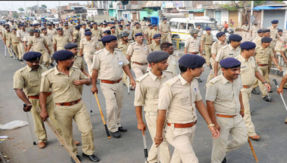 Gujarat police constables are MBA, BEd, BCA, MSc degree holders