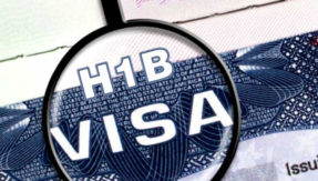 H1B visa fillings by Indian IT companies witness dramatic downfall