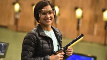 Heena Sidhu, women's 25m pistol finals, Commonwealth Games 2018, CWG 2018, commonwealth 2018, india cwg 2018, india medal tally cwg 2018