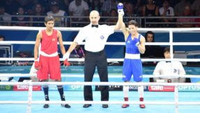 MC-Mary-Kom-becomes-India's-first-gold-medallist-in-women's-boxing-at-Gold-Coast