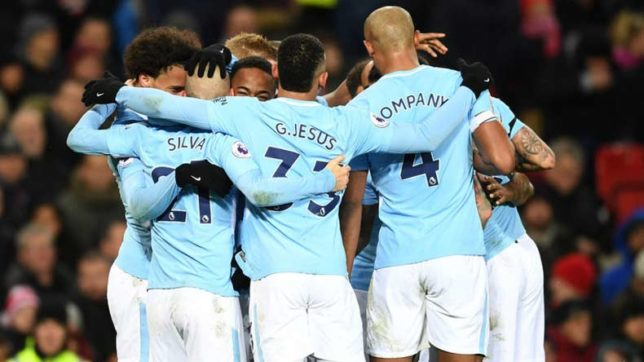 Manchester City wins Premier League 2017-18 with flying colours