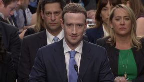 Facebook CEO Mark Zuckerberg says his personal data was breached by Cambridge Analytica