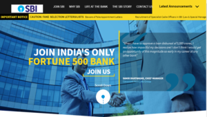 State Bank of India (SBI), SBI, Latest news, latest jobs in India, Latest jobs in SBI, latest Bank jobs, SBI PO, Probationary officers job