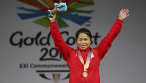 Commonwealth Games 2018: Sanjita Chanu delivers another gold medal for India