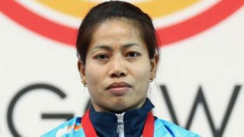 Sanjita Chanu can win India's 2nd Gold on day 2 of the Commonwealth Games in Gold Coast | Photo - Twitter |