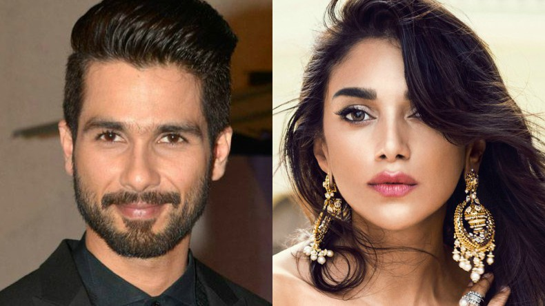 Shahid Kapoor and Aditi Rao Hydari to be presented with Dadasaheb Phalke Award 2018