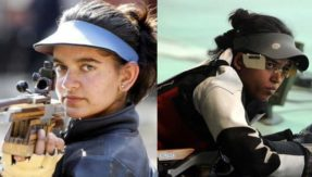 Tejaswini-Sawant-clinches-gold,-Anjum-Moudgil-takes-silver-in-50m-Rifle-3-Position-at-Gold-Coast