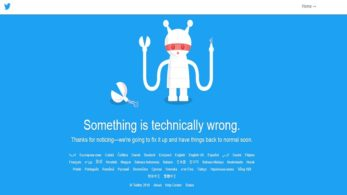 Twitter, twitter goes down, twitter crashes, twitter inactive