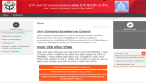 UPJEEP 2018: Admit cards now available at jeecup.nic.in, check details to download