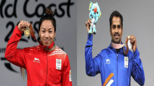 gold, silver, commonwealth, india at the gold coast, india at the cwg 2018, gold coast, nehwal, sindhu, saikhom, chanu, gururaja, day 2, schedule, what to watch out for.