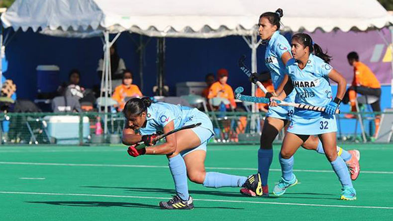 Commonwealth Games 2018: Indian women hockey team routs Malaysia 4-1