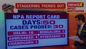 NPA files on NewsX: 50-day report card of NPAs probe