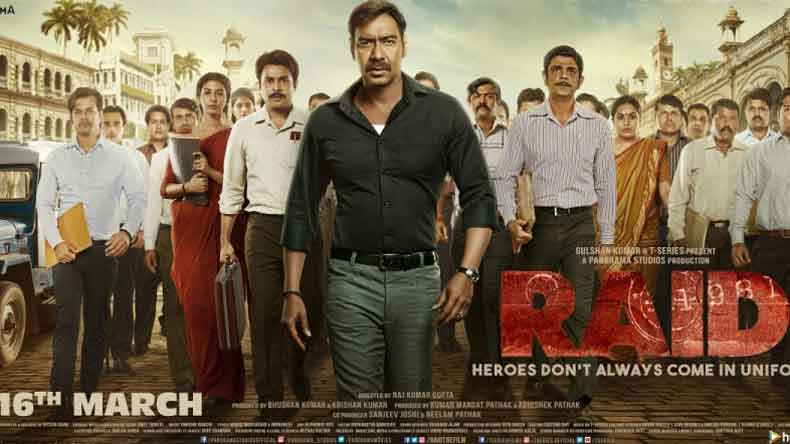 Raid Box Office collection Day 16: Ajay Devgn's film set to enter Rs 100 crore club