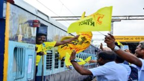 CSK organises special 'Whistle Podu Express' for fans to travel to Pune
