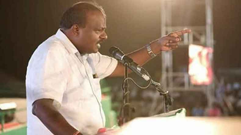 BJP,Congress,government,HD Kumaraswamy,JDU,Karnataka, coalition government remark, Congress jds karnataka, CM kumaraswamy