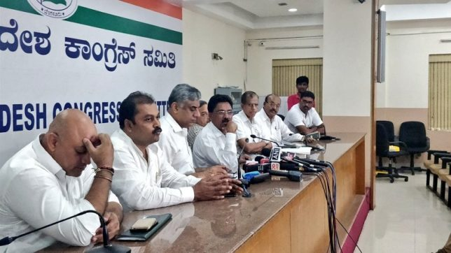 Congress says Janaradhana Reddy trying to buy its MLAs, releases audio
