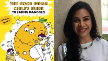 Natasha Sharma, Natasha Sharma interview, Natasha Sharma news, Natasha Sharma book, latha srinivsan, The Good Indian Child's Guide To Eating Mangoes, entertainment news