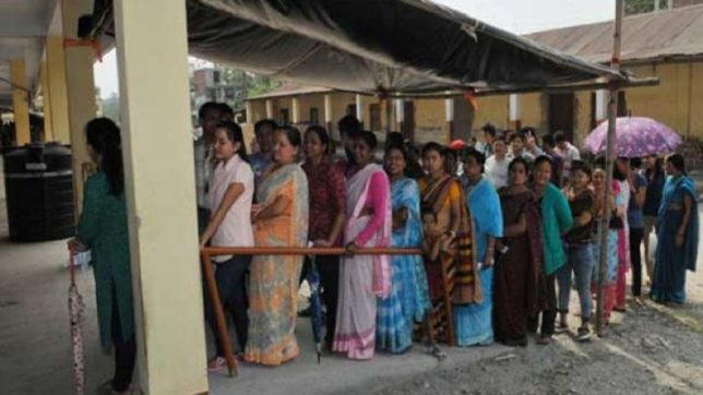 West Bengal Panchayat elections repoll: Re-polling underway at 568 booths