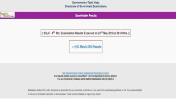 Tamil Nadu Class 10 result 2018 to be declared on May 23 @ tnresults.nic.in, check details, Tamil Nadu Class 10 result 2018, TN Class 10 result 2018, TN Board result 2018, Tamil Nadu Board Class 10 result 2018, TN Result 2018, Tamil Nadu Board Result 2018 Date, Tamil Nadu Class 10 Result Date, education news