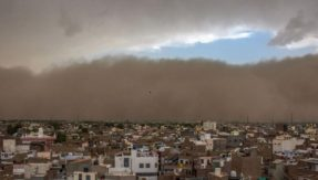 Dust, thunderstorm likely to hit various states in next 5 days, warns Met