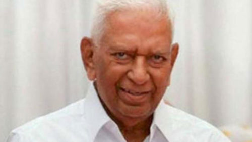 Man with the hot seat, who is Vajubhai Rudabhai Vala