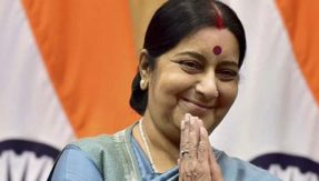 Sushma Swaraj to the rescue! Helps 15 Indians stranded in Everest