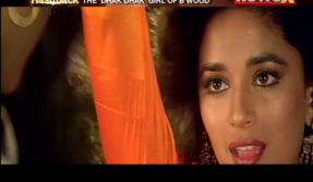 Madhuri Dixit: The queen of dance and expressions — Flashback