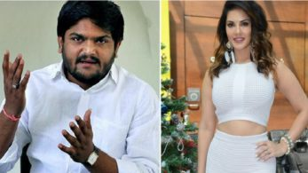 Why don't we look at Sunny Leone, the way we see Nargis, Madhuri Dixit: Hardik Patel