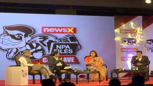 NewsX NPA Conclave: Meenakashi Lekhi says Government focussing on restructuring financial mindset