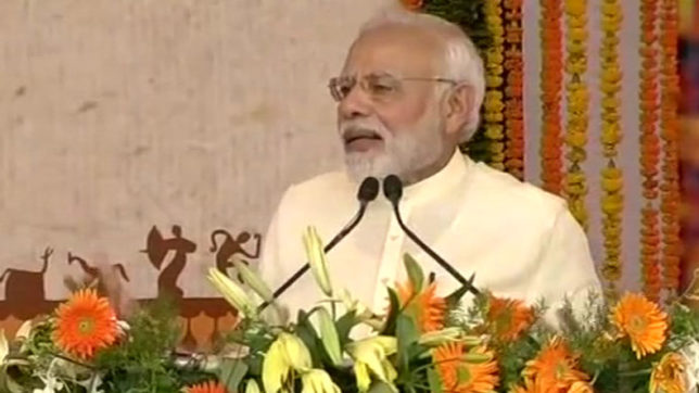 PM Modi inaugurates modernised Bhilai Steel Plant, says development is the only answer to violence, conspiracies