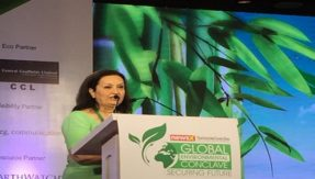 Global Environment Conclave: There will be no good health without a clean environment, says Mohini Daljeet Singh