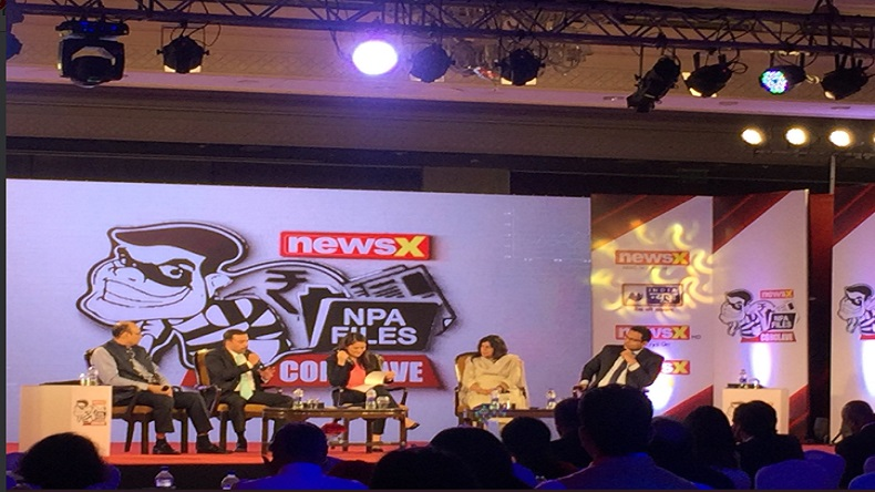 NewsX NPA Conclave: Geeta Luthra says bank frauds are due to failure of system not the failure of law