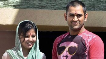 Cricketer MS Dhoni's wife applies for a gun license