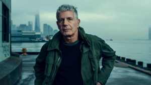 Celebrity chef anthony bourdain, TV host, CNN, travel and food, CNN host