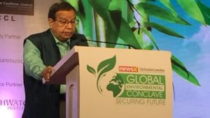 environmental problems, environmental issues, sunday guardian, newsx, ud choubey scope, scope director general