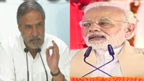 Anand Sharma says sick mentality of PM Modi is an issue of national concern