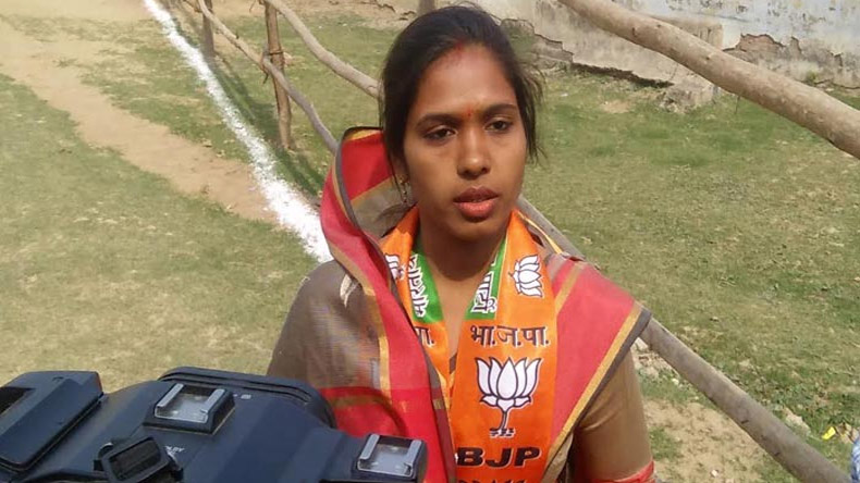 Uttar Pradesh temple purified with holy water after BJP MLA Manisha Anuragi's visit